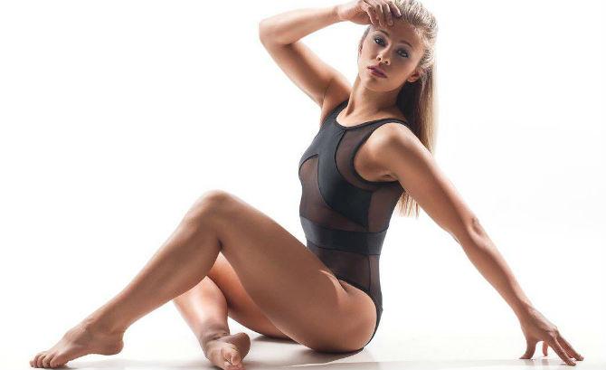 Paige VanZant desnuda: la luchadora más sexy de la UFC