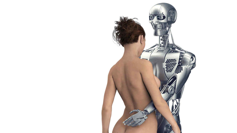 sexo con robot