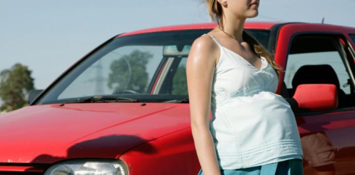 La contaminación y el ruido afectan al embarazo