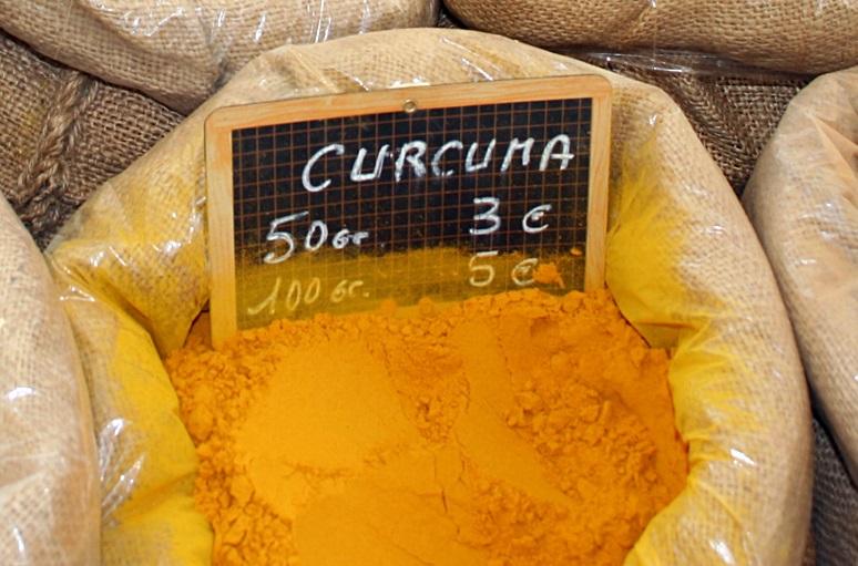 contraindicaciones de la curcuma