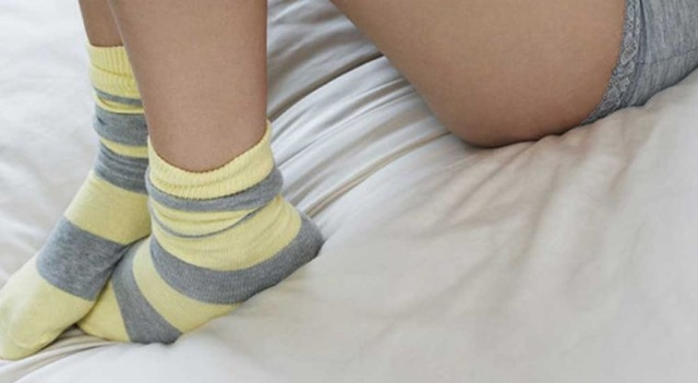 Así es como los calcetines pueden mejorar el sexo