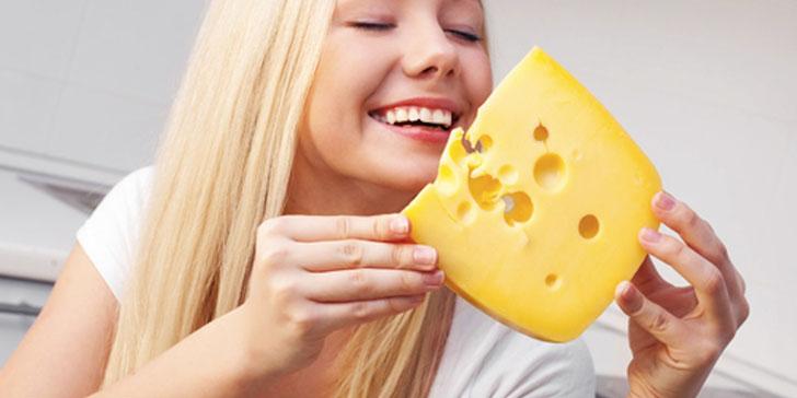 el queso alarga la vida