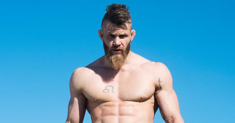 Las mejores fotos del luchador Emil Meek desnudo