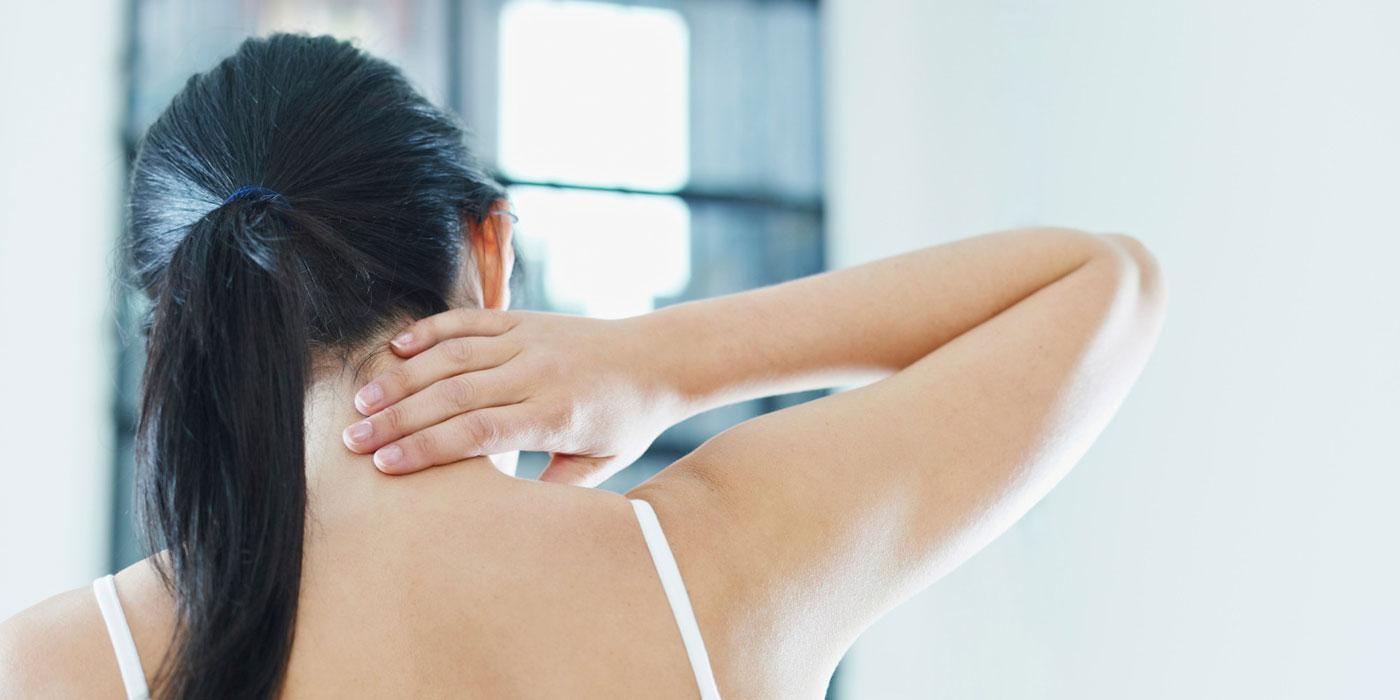 evitar dolor de cuello