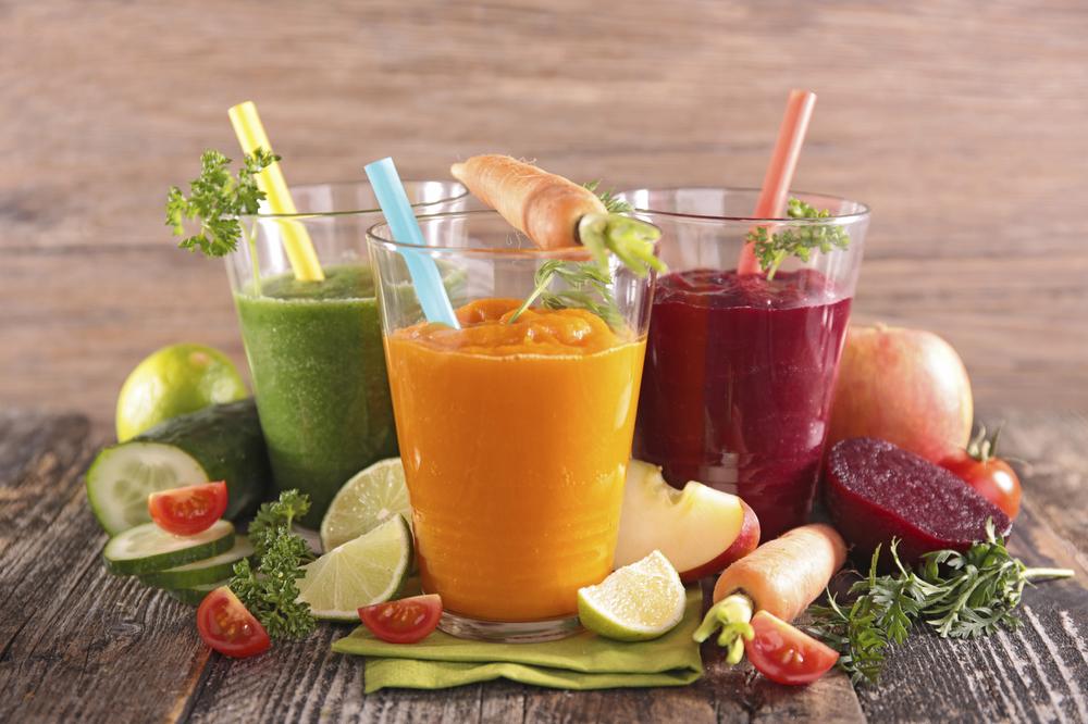 Cómo preparar smoothies detox en casa