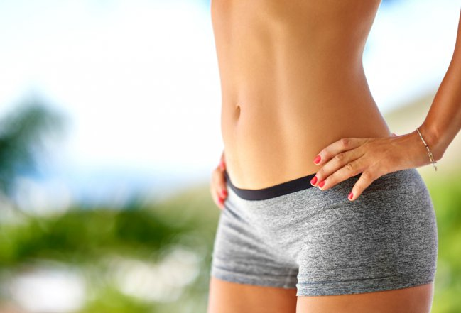 trucos abdomen plano