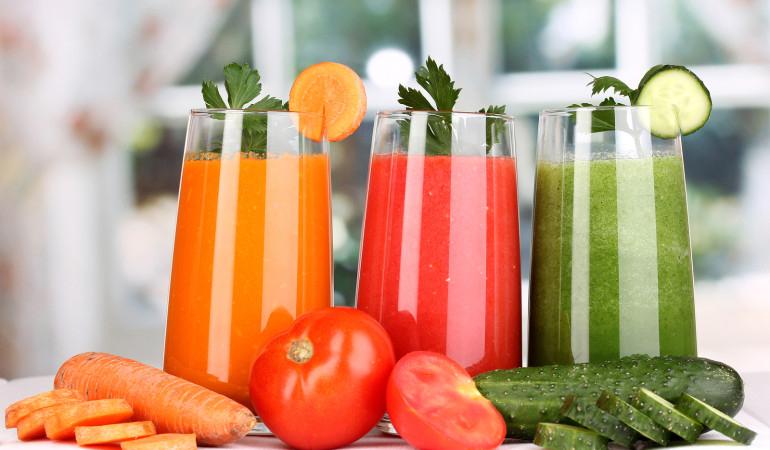3 zumos detox caseros que tienes que probar