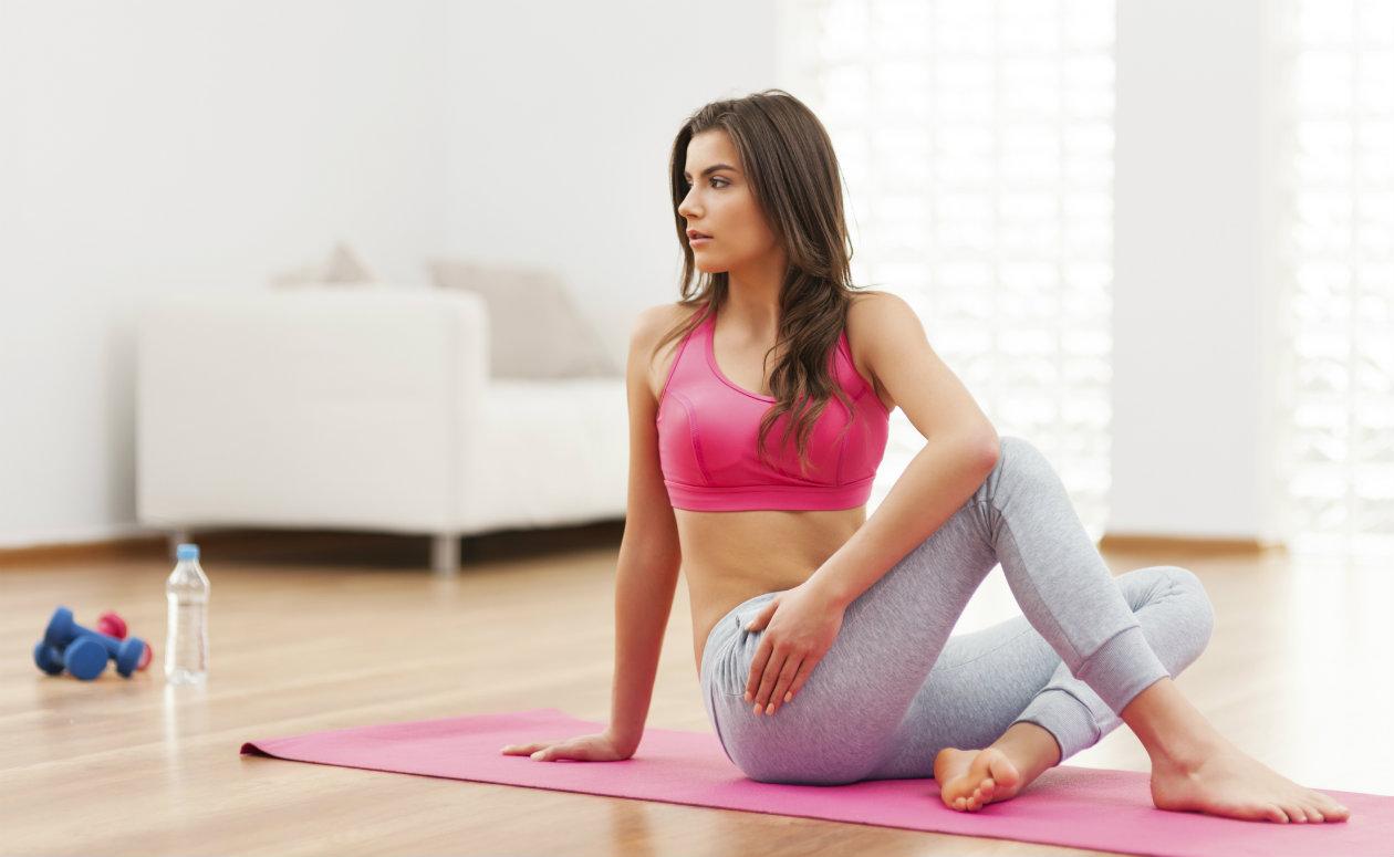 Los mejores ejercicios para bajar de peso sin salir de casa