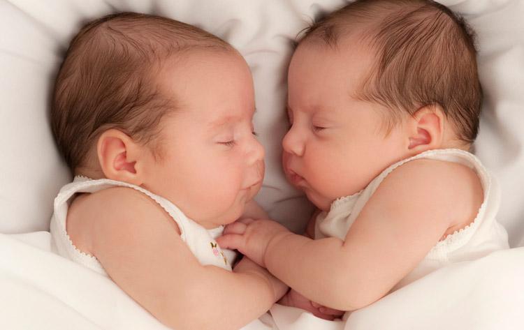 Qué debes comer para quedarte embarazada de gemelos