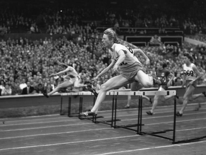 pioneras del deporte