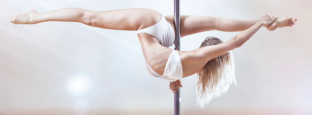 Pole dance: cómo ejercitar tu cuerpo mientras cuidas tu corazón