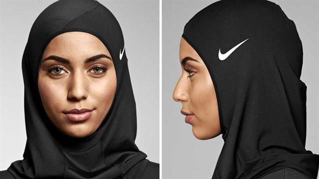 Nike acaba de sacar el primer velo deportivo