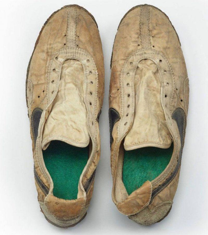 ¿Por qué estas zapatillas viejas de Nike cuestan 11.000 euros?
