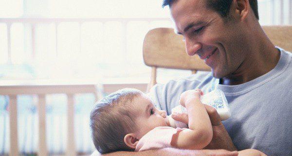 aliviar dolores de estomago bebes