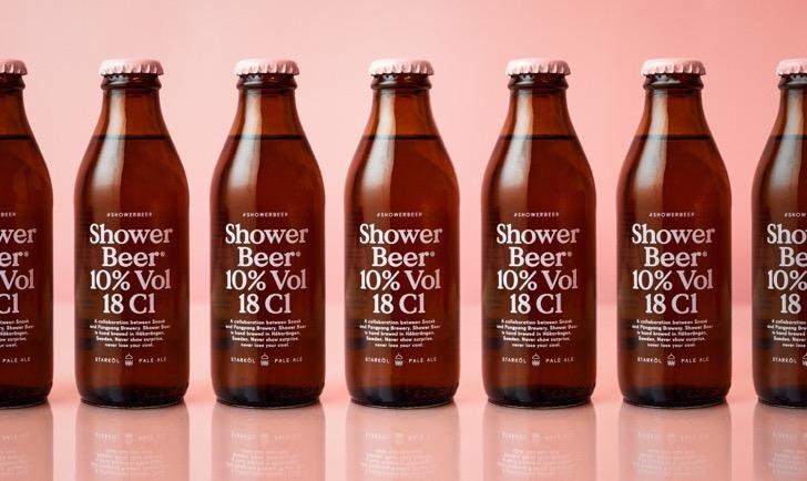 Este es el motivo por el que han empezado a vender cerveza para la ducha