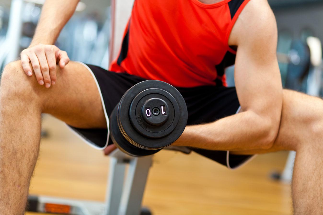 ¿Cuál es el mejor momento para hacer pesas?
