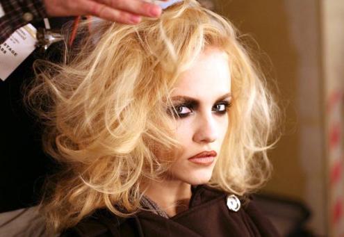 sindrome del pelo impeinable