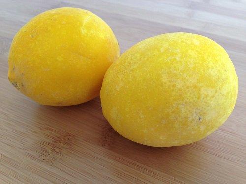 terapia limon congelado