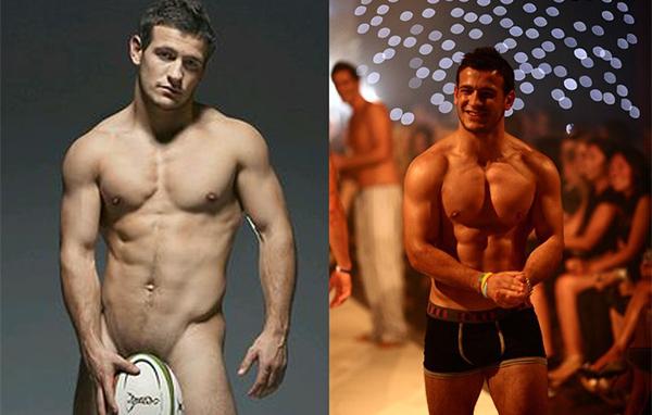Danny Care desnudo: el británico que hará que ames el rugby