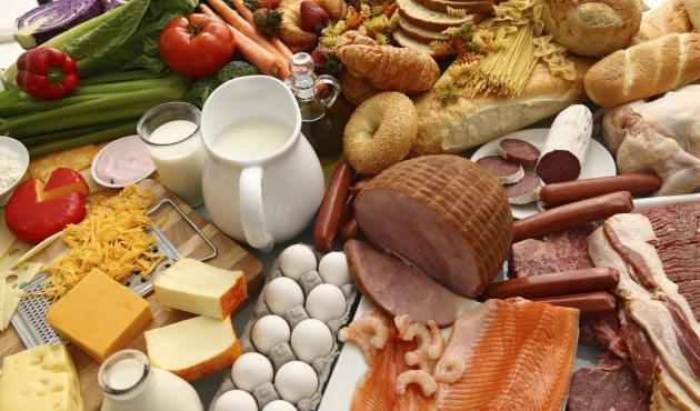 ¿Qué comer en una dieta hiperproética?