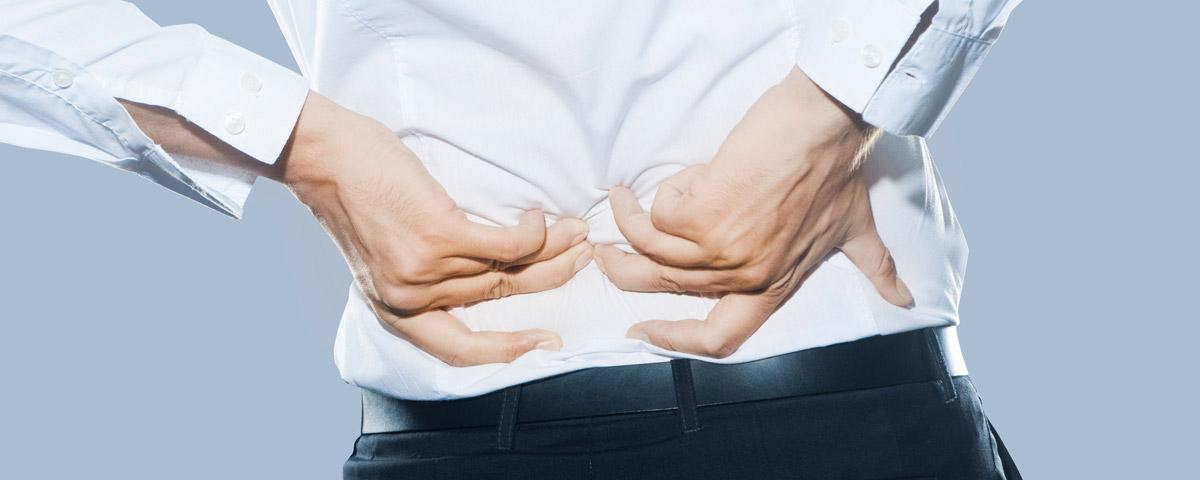 dolor de espalda pantalon