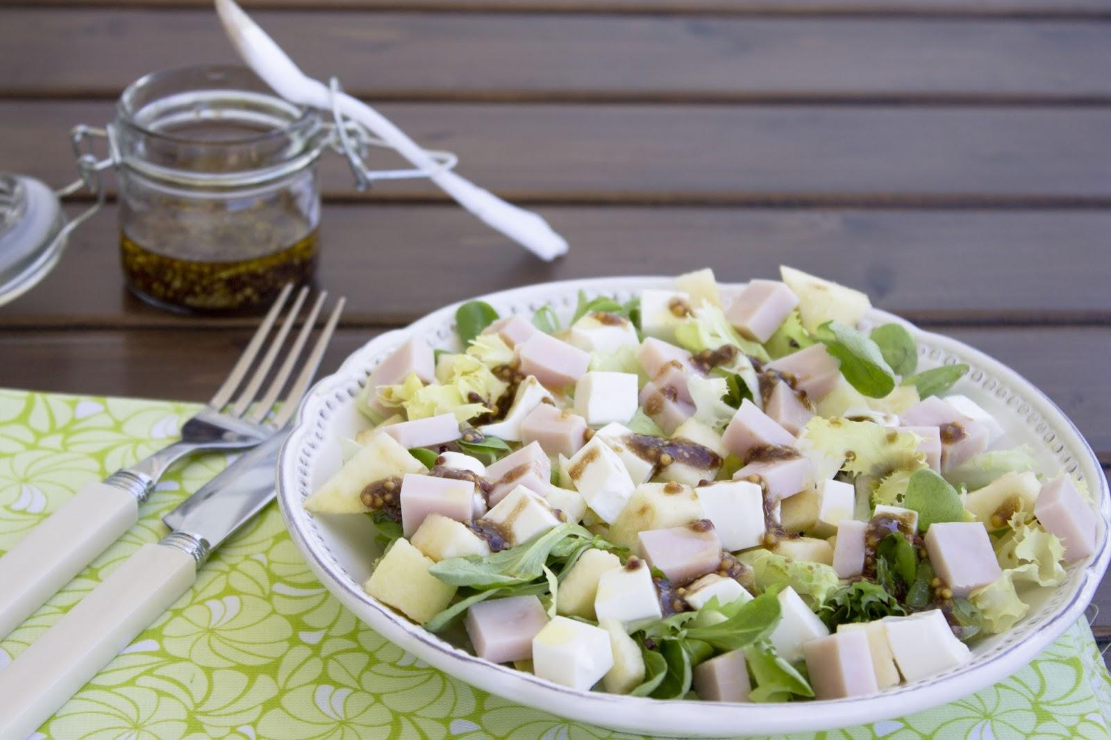 4 ensaladas para dieta muy ricas y nutritivas
