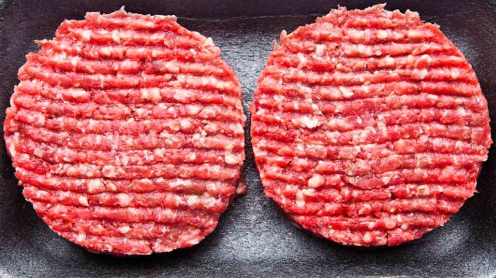 Descubren el fraude de las hamburguesas de ternera con poca ternera
