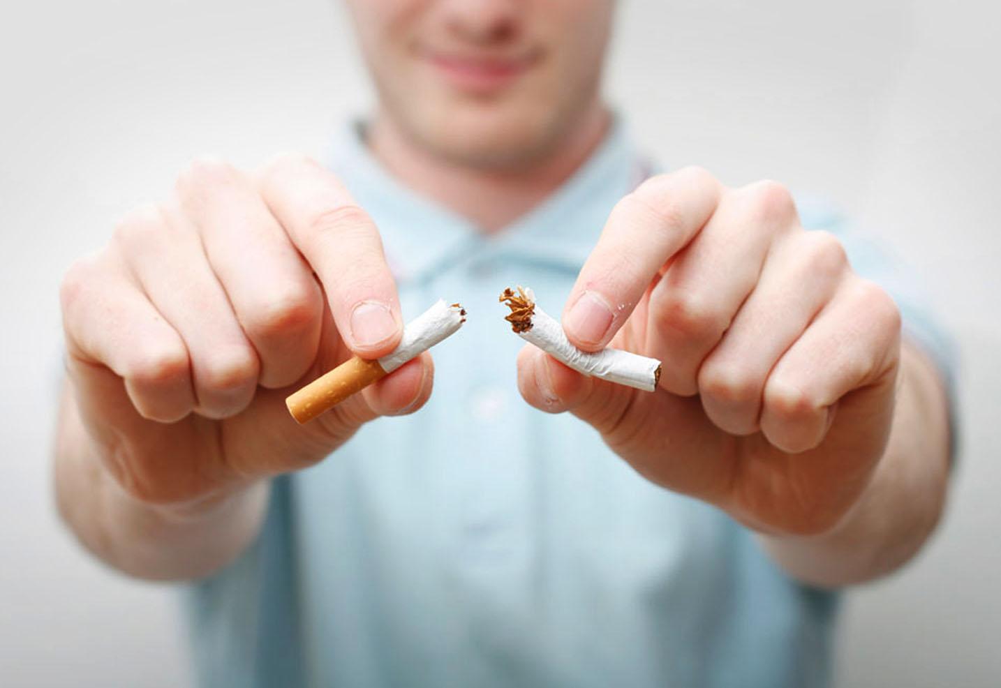 que le pasa a tu cuerpo cuando dejas de fumar