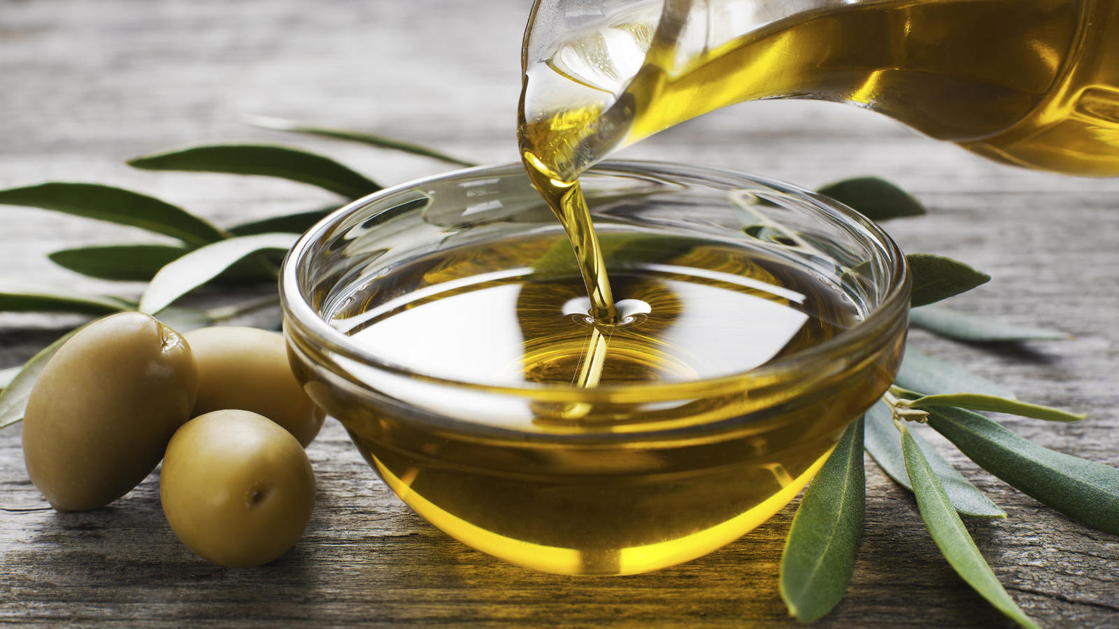 El aceite de oliva puede protegerte del alzhéimer