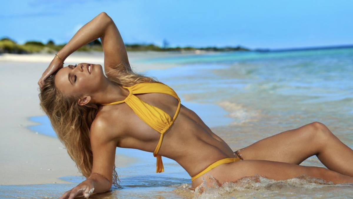 Caroline Wozniacki desnuda