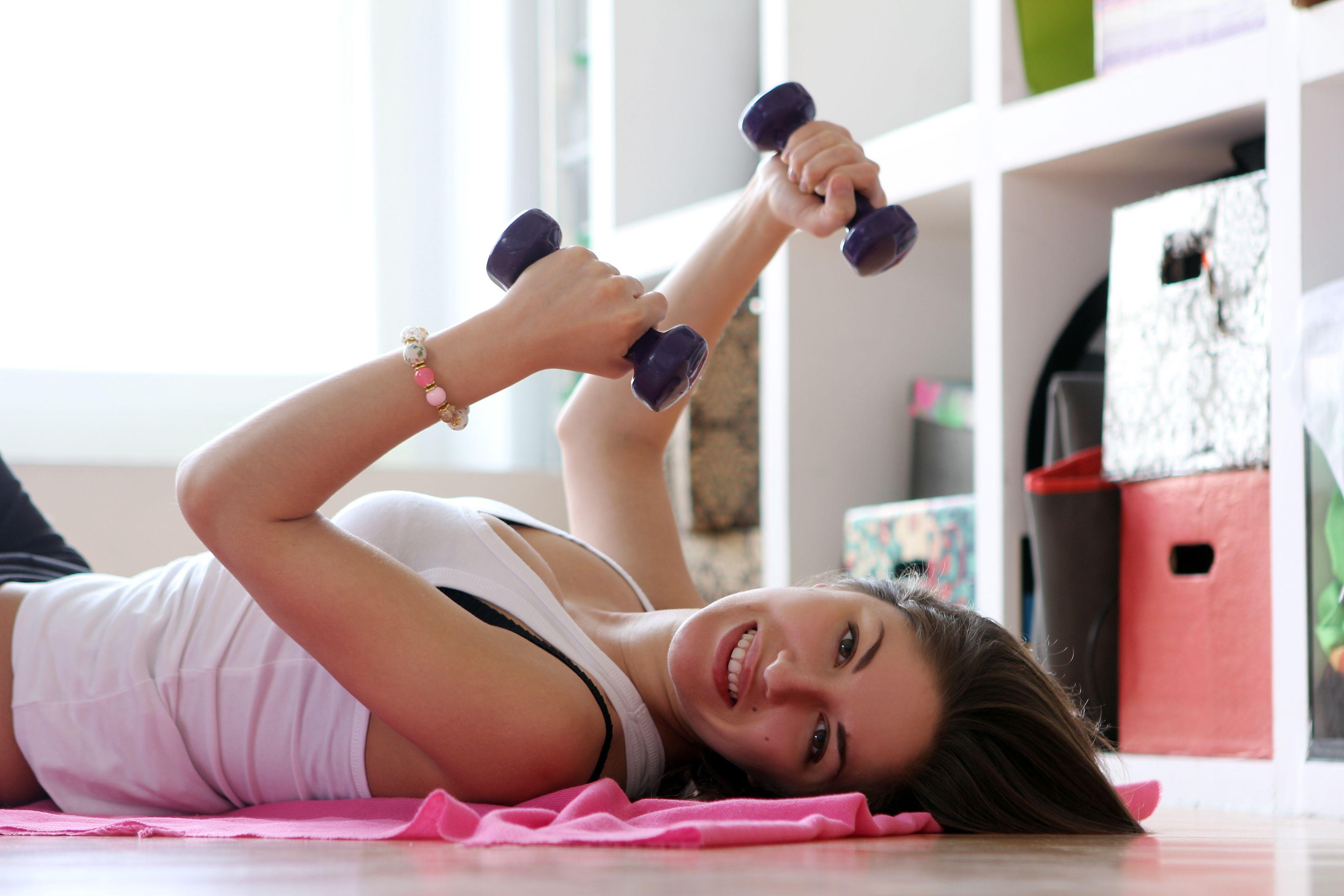 como hacer fitness