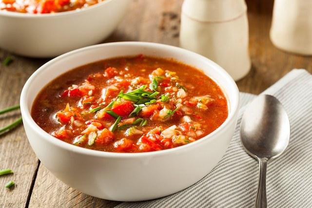 Llega el calor: ¿Qué debemos comer?