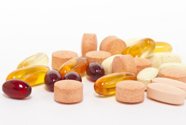 ¿Qué hacemos con los suplementos nutricionales?