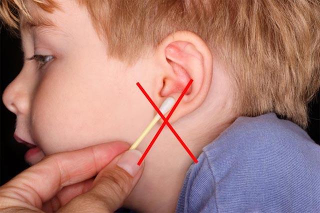 Cómo limpiarnos los oídos correctamente
