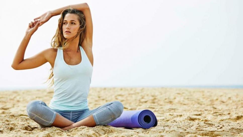 yoga te hace feliz