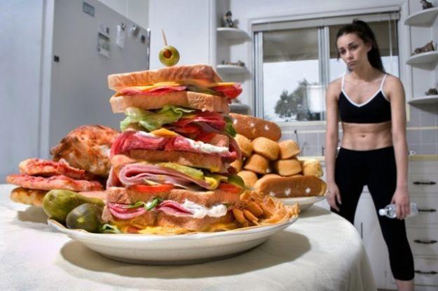 Bulimia: primero síntomas de la enfermedad