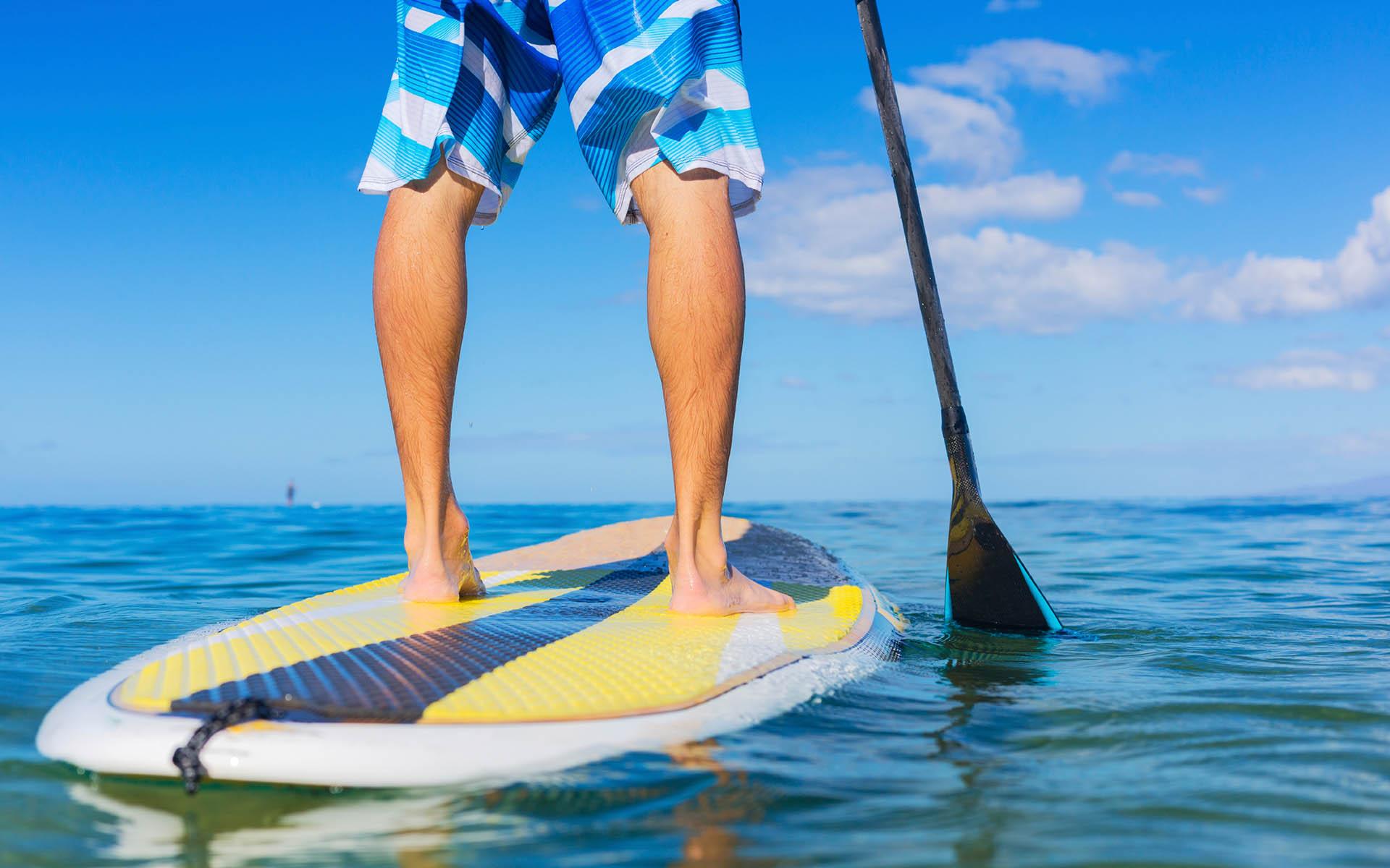 Los mejores deportes para practicar en verano