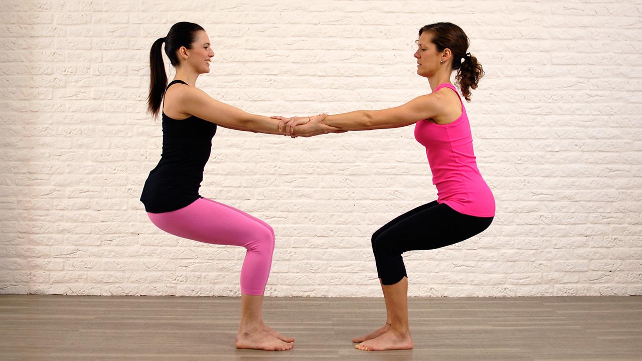fitness por parejas