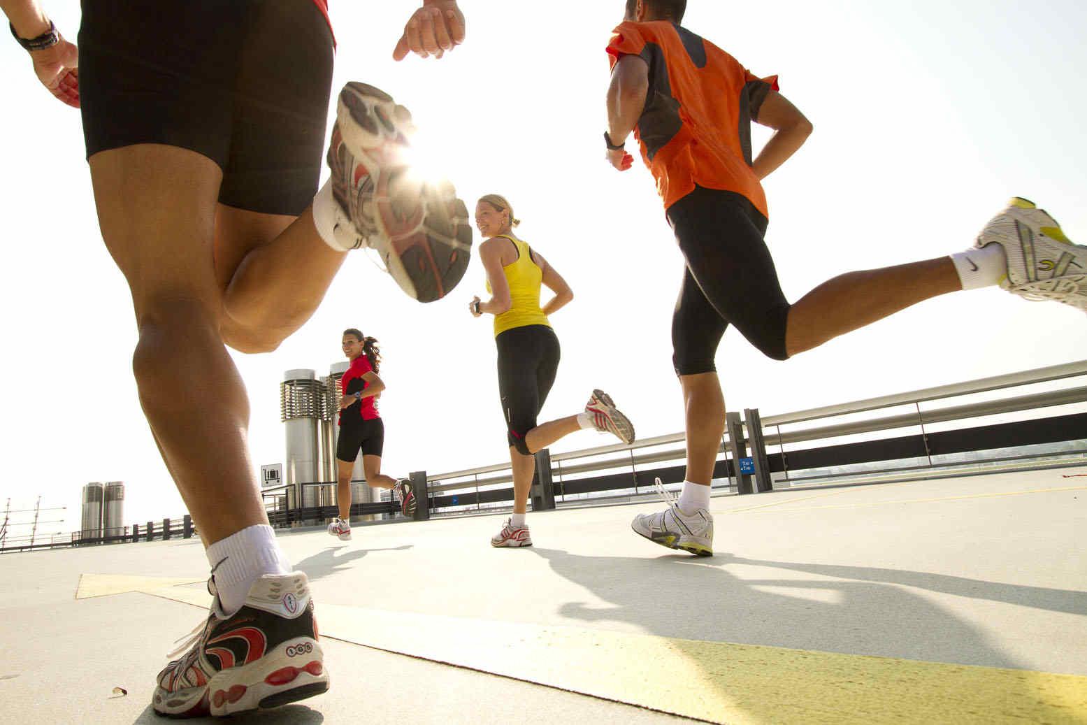 Galloway, el método infalible para empezar a correr maratones