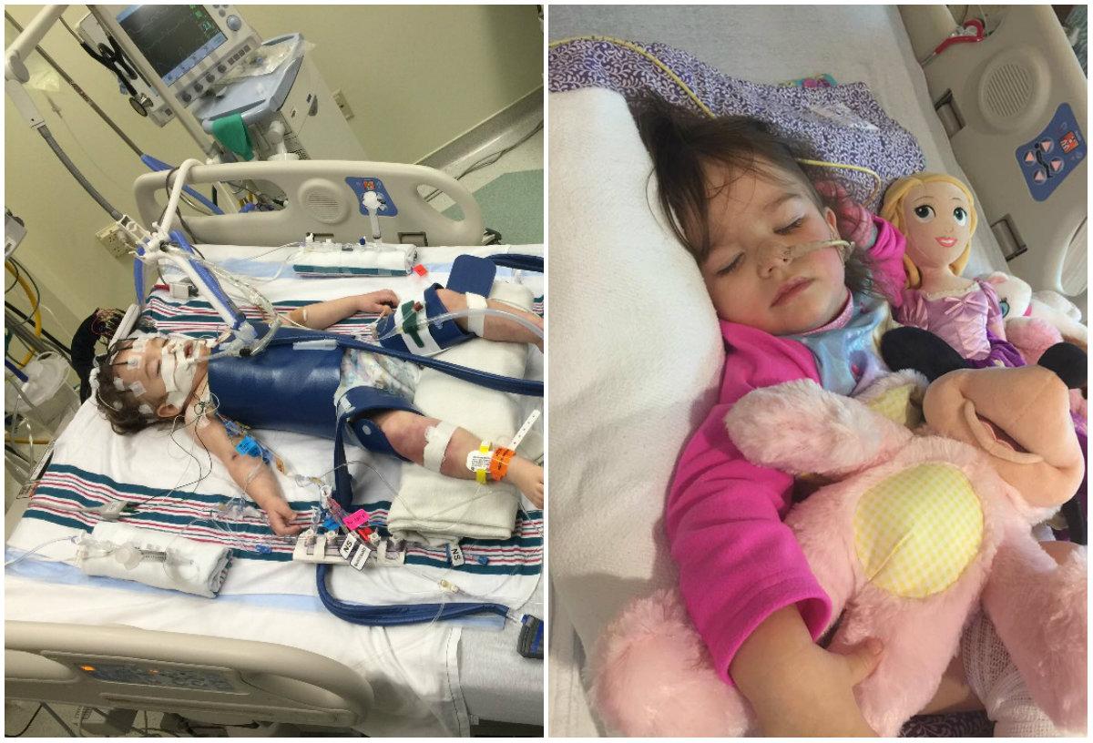 Estuvo muerta 20 minutos hasta ser resucitada con una terapia de oxígeno