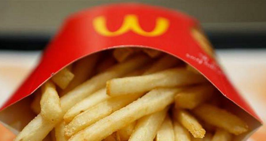 Revelan el ingrediente secreto de las patatas del McDonald's