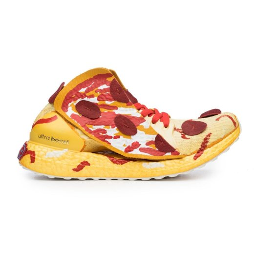 zapatillas de pizza