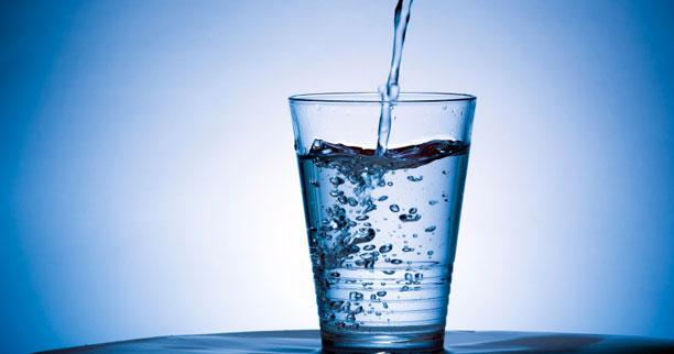 agua hervida grasa