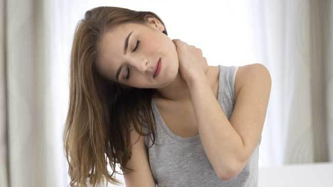 aliviar dolor de cuello