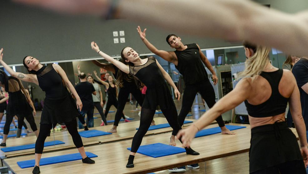 Los increíbles beneficios del ballet fit