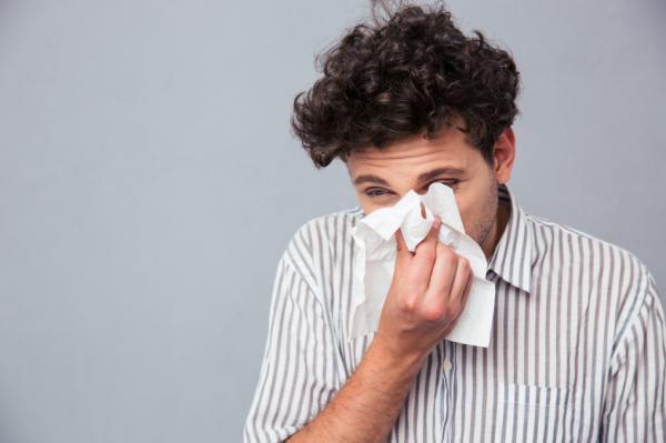 como curar la alergia