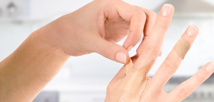 ¿Cómo curar una herida para que no deje cicatriz?