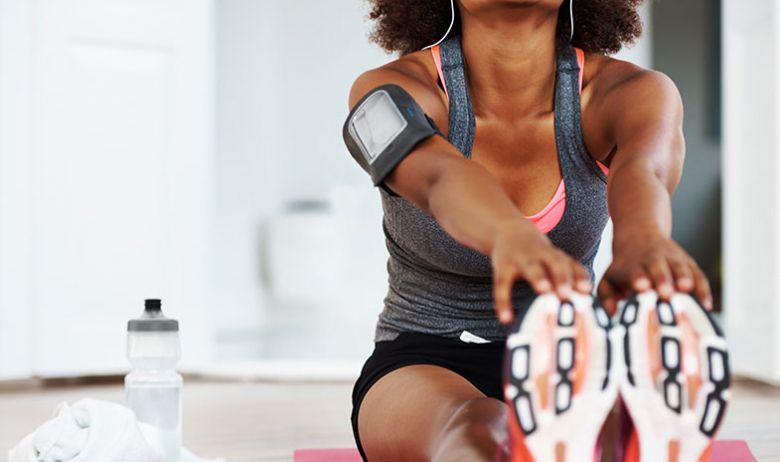 como hacer rutina fitness