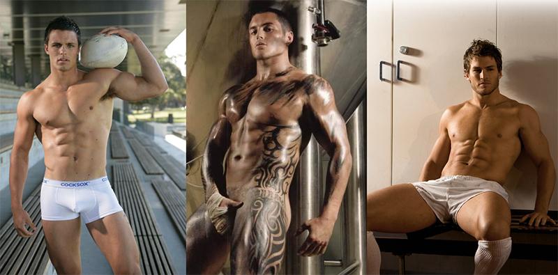 Los jugadores de rugby desnudos más sexis del mundo