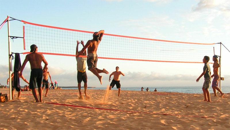 deporte en verano